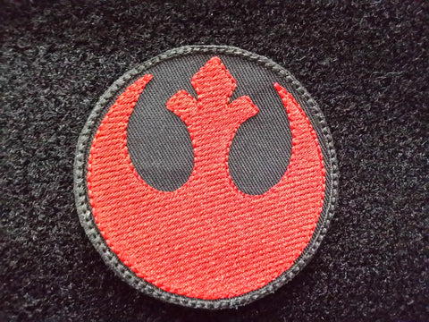 Rebel Insignia Patch