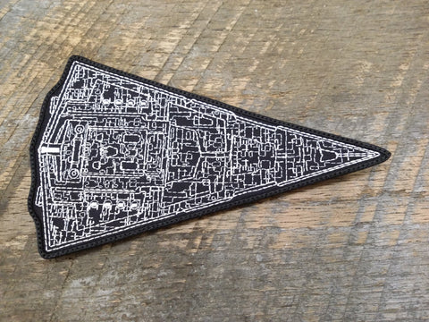 Star Destroyer Schematic Patch