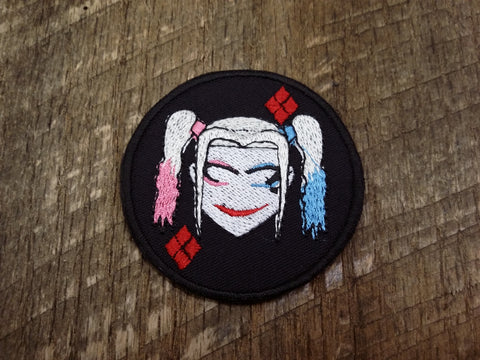 Harley Quinn Patch