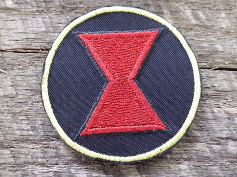 Black Widow Patch