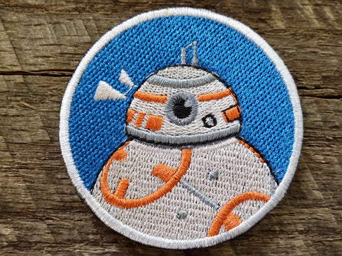 BB-8 Round Patch