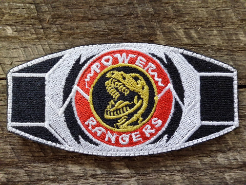 Power Rangers Morpher Patch