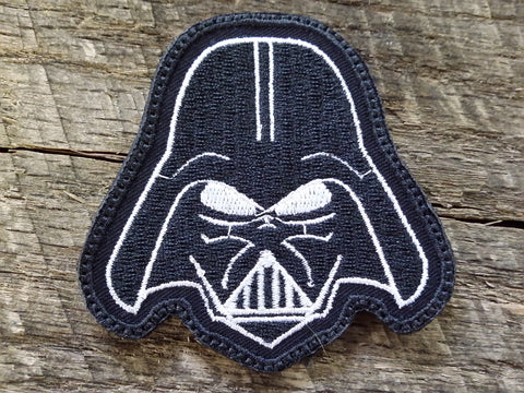Darth Vader Helmet Patch