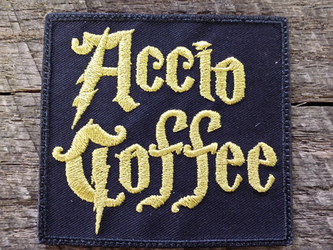Accio Coffee Patch