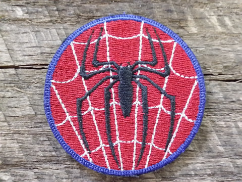 Spider-Man Patch