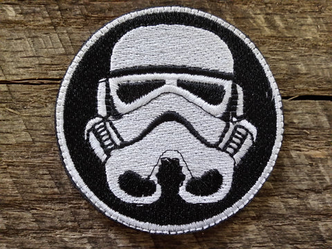 Stormtrooper Patch
