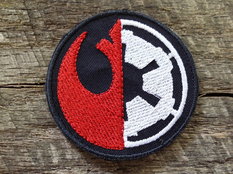 Rebel/Empire Insignia Patch