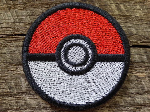 Pokeball Patch