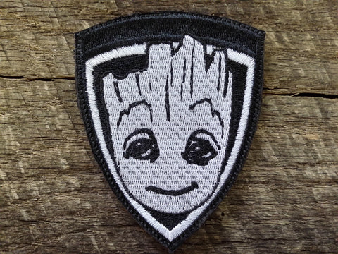 Marvel Baby Groot Patch