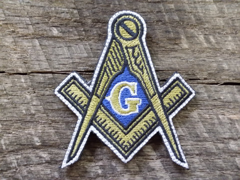 Freemason Patch
