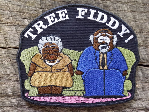 South Park Tree Fiddy Patch