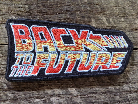 Back to the Future Title Patch