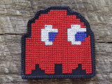 Pac-Man Ghost Blinky Patch