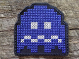 Pac-Man Scared Ghost Patch