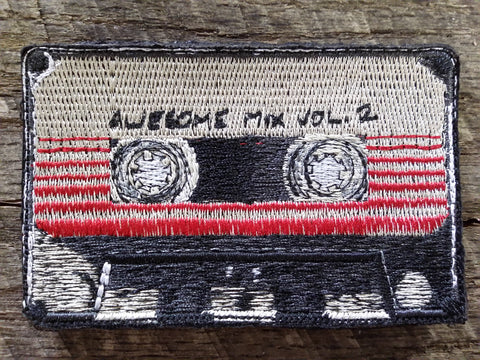 Marvel Guardians of the Galaxy Awesome Mix Vol. 2 Patch