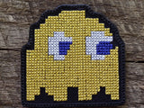 Pac-Man Ghost Clyde Patch