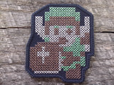 Legend of Zelda Combo Patches