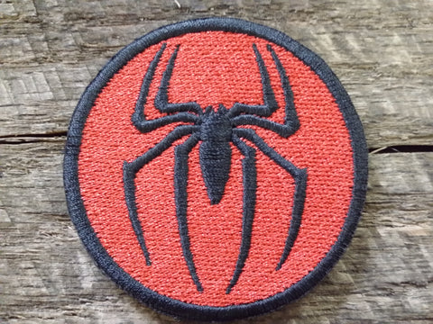 Spider-Man Spider Patch