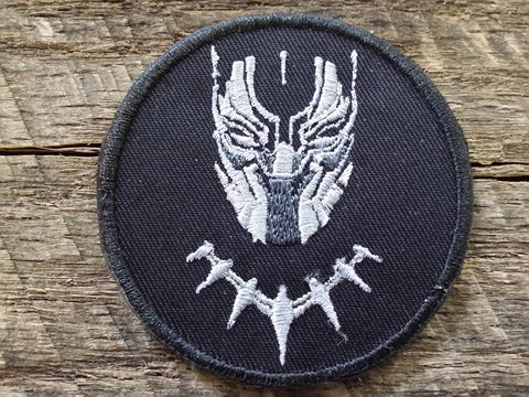 Marvel Black Panther Patch