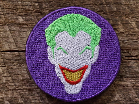 Joker Minimalist Patch