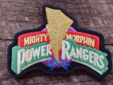 Mighty Morphin Power Rangers Patch