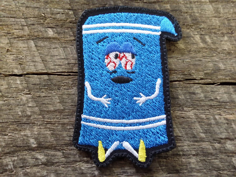 South Park Towelie Patch