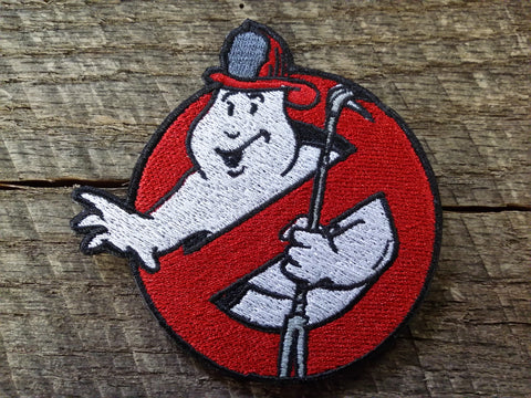 Ghostbusters Firefighter Patch