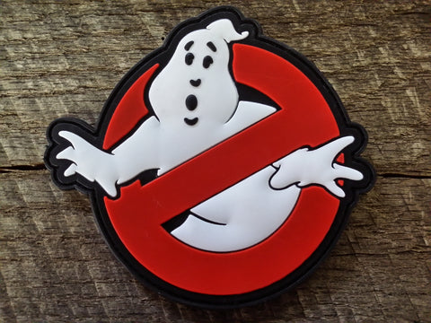 Ghostbusters Large Logo PVC Patch