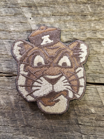 Tactical FDE Aubie Tiger Patch