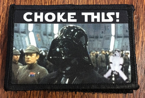 Choke This Darth Vader Patch