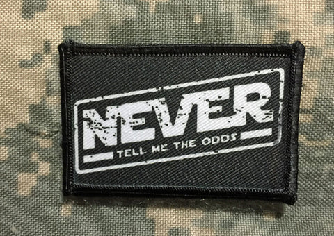 Never Tell Me the Odds Patch