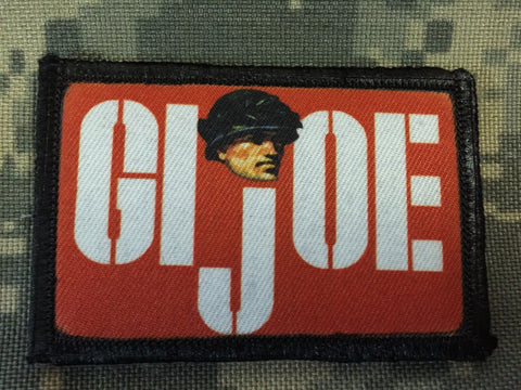 GI Joe Patch