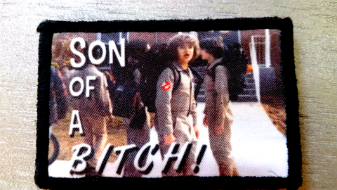"Dustin ""Son of a B*tch"" Patch"