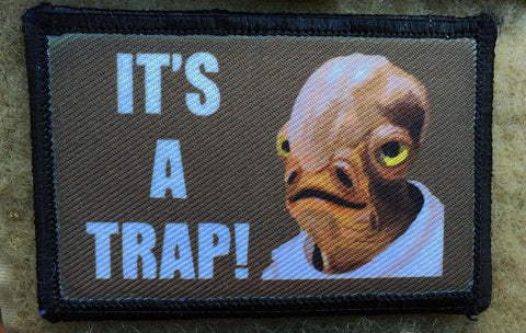 It's a Trap Patch