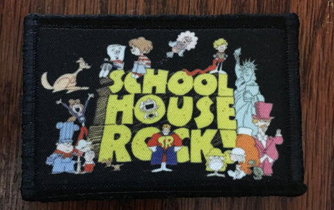 School House Rock Patch