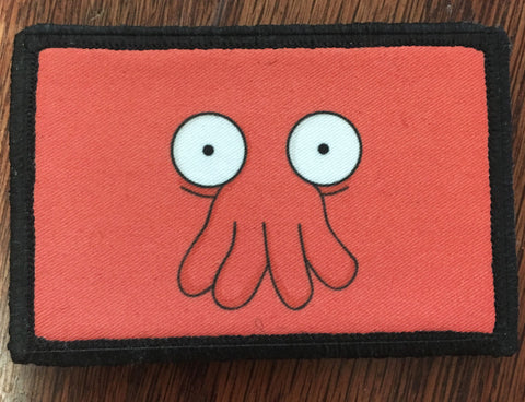 Futurama Zoidberg Patch
