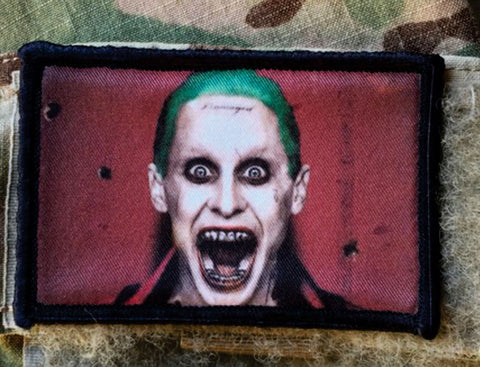 Jared Leto Joker Patch