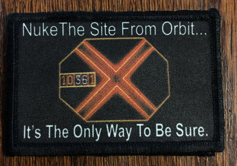Nuke the Site from Orbit Patch