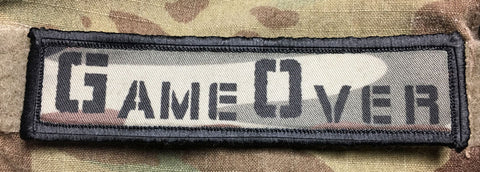 Aliens Game Over Patch