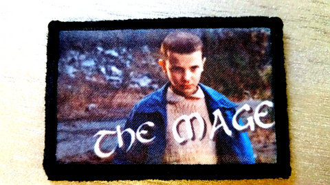 "Eleven ""The Mage"" Patch"