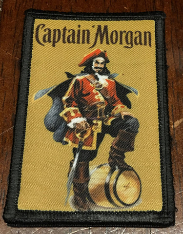 Captain Morgan Patch