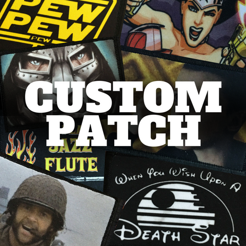 Custom Ink Transfer Patch