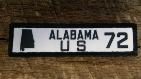 Alabama Highway 72 Patch