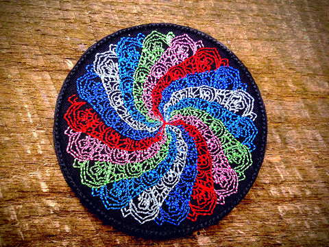 Limited Production Mandala Patch