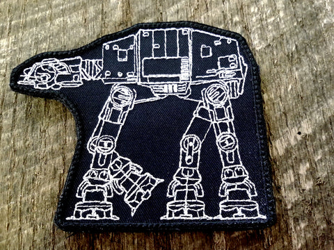 AT-AT Schematic Patch