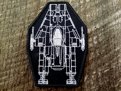 A-Wing Schematic Patch