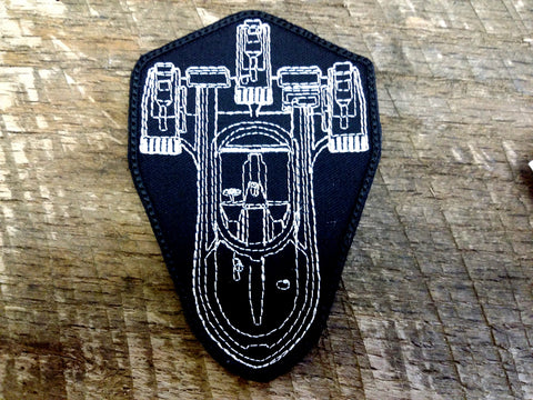 Speeder Schematic Patch