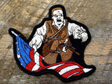Limited Edition Revolutionary Hank King of the Kill Patch