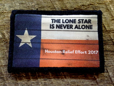 Houston Relief Effort Patch