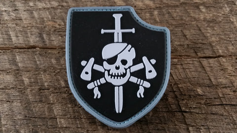 Pirate PVC Patch